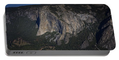 El Capitan  Portable Battery Charger by Rick Berk