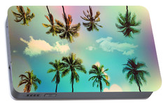 Florida Portable Battery Charger by Mark Ashkenazi