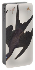 Frigate Pelican Portable Battery Charger by John James Audubon