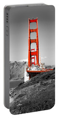 Golden Gate Portable Battery Charger by Greg Fortier