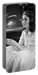 June Carter, 1956 Portable Battery Charger by The Phillip Harrington Collection