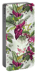 Nicaragua Portable Battery Charger by Jacqueline Colley