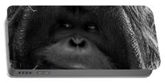 Orangutan Portable Battery Charger by Martin Newman