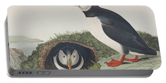 Puffin Portable Battery Charger by John James Audubon