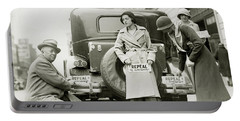 Repeal The 18th Amendment Portable Battery Charger by Jon Neidert