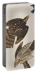 Stanley Hawk Portable Battery Charger by John James Audubon