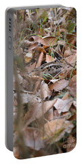Woodcock Portable Battery Charger by Chip Laughton