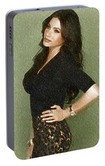 Celebrity Sofia Vergara  Portable Battery Charger by Best Actors