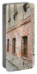 Derelict Building Portable Battery Charger by Tom Gowanlock