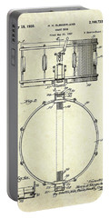 1939 Slingerland Snare Drum Patent S1 Portable Battery Charger by Gary Bodnar
