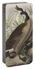 Canada Goose Portable Battery Charger by John James Audubon