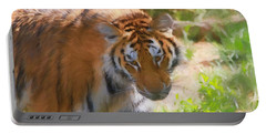 The Tiger Portable Battery Charger by Dan Sproul