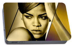 Rhianna Collection Portable Battery Charger by Marvin Blaine