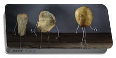 Simple Things - Potatoes Portable Battery Charger by Nailia Schwarz