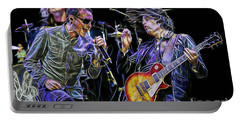 Stone Temple Pilots Collection Portable Battery Charger by Marvin Blaine