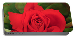 The Rose Portable Battery Charger by Myung-Bo Sim