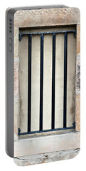 Window Bars Portable Battery Charger by Tom Gowanlock
