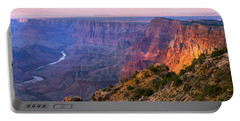 Canyon Glow Portable Battery Charger by Mikes Nature