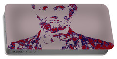 Abraham Lincoln 4c Portable Battery Charger by Brian Reaves