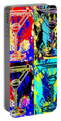 Abstract Martini's Portable Battery Charger by Jon Neidert