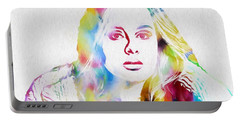 Adele Portable Battery Charger by Dan Sproul