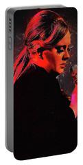 Adele Portable Battery Charger by Semih Yurdabak