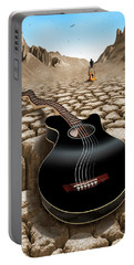 An Acoustic Nightmare 2 Portable Battery Charger by Mike McGlothlen