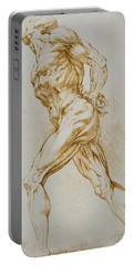 Anatomical Study Portable Battery Charger by Rubens