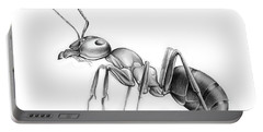 Ant Portable Battery Charger by Greg Joens