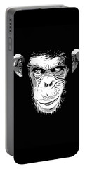 Evil Monkey Portable Battery Charger by Nicklas Gustafsson