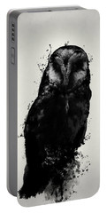 The Owl Portable Battery Charger by Nicklas Gustafsson