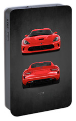 Viper Portable Battery Charger by Mark Rogan