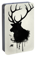 Elk Portable Battery Charger by Nicklas Gustafsson