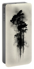 Enchanted Forest Portable Battery Charger by Nicklas Gustafsson