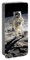 Astronaut Portable Battery Charger by Photo Researchers