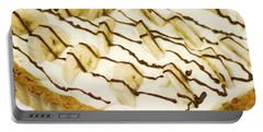 Banoffi Pie Portable Battery Charger by Jorgo Photography - Wall Art Gallery