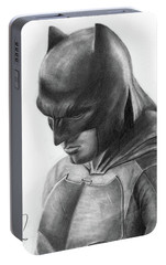 Batman Portable Battery Charger by Artistyf