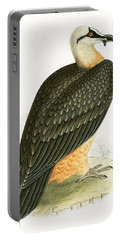 Bearded Vulture Portable Battery Charger by English School