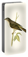 Bonelli's Warbler Portable Battery Charger by English School