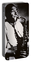 Charlie Parker Portable Battery Charger by American School