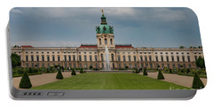 Charlottenburg Palace Portable Battery Charger by Stephen Smith