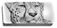 Cheetah Portable Battery Charger by Greg Joens