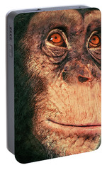 Chimp Portable Battery Charger by Jack Zulli