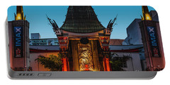 Chinese Theatre Portable Battery Charger by Art K