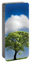 Cloud Cover Portable Battery Charger by Mal Bray