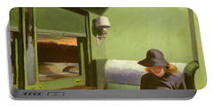 Compartment C Portable Battery Charger by Edward Hopper