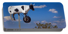 Cow Power Portable Battery Charger by Skip Hunt