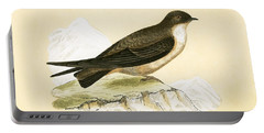 Crag Swallow Portable Battery Charger by English School