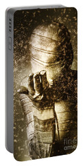 Curse Of The Mummy Portable Battery Charger by Jorgo Photography - Wall Art Gallery