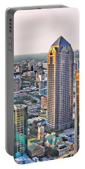 Dallas Hdr Portable Battery Charger by Douglas Barnard